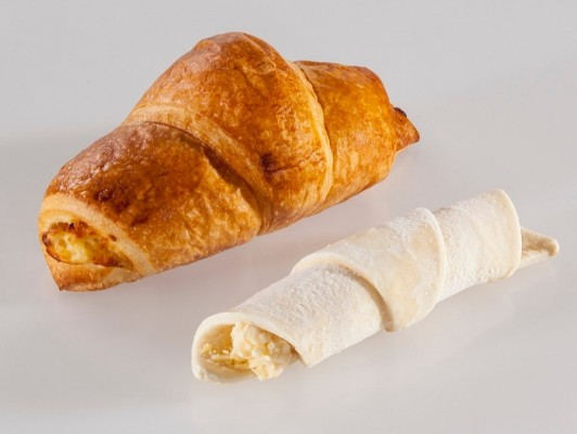 Margarine cheese croissants *ragout filling*
