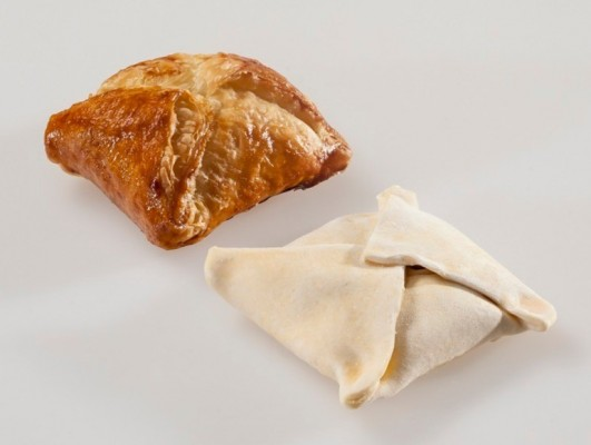 Dairy butter chicken pastries