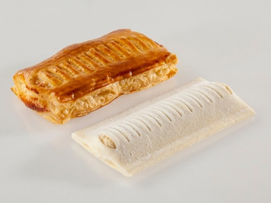 Margarine cheese pastries