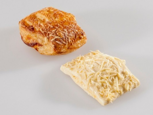 Dairy butter mini cheese pastries