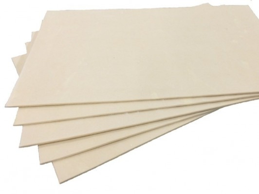 Margarine getoerd gerezen deegplakken *57x37*