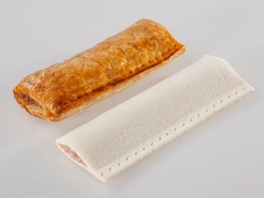 Margarine sausage rolls *100% beef*