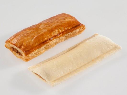 Margarine saucijzenbroodjes JUMBO *bovenplak*